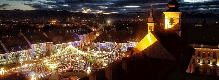 O seară în Sibiu