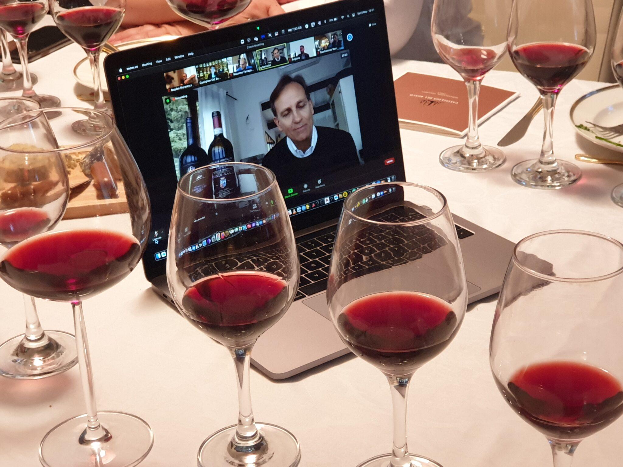 degustarea vinului datând din londra)